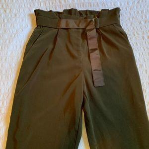 Dynamite Paperbag Dress Pants